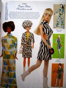 barbie sewing pattern